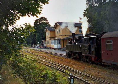 Bahnhof der Harzer Schmalspurbahnen
