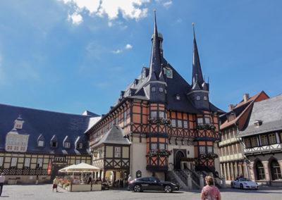 Wernigerode Historisches Rathaus