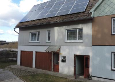Ferienhaus Jogwer in Hasselfelde